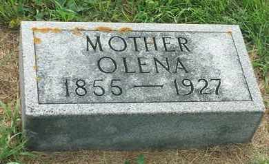 BENTLEY, OLENA - Hamlin County, South Dakota | OLENA BENTLEY - South Dakota Gravestone Photos