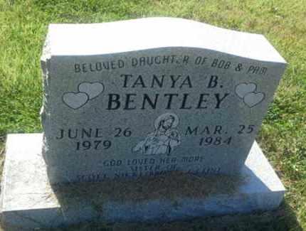 BENTLEY, TANYA B - Hamlin County, South Dakota | TANYA B BENTLEY - South Dakota Gravestone Photos