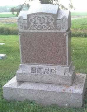 BERG, FAMILY STONE - Hamlin County, South Dakota | FAMILY STONE BERG - South Dakota Gravestone Photos