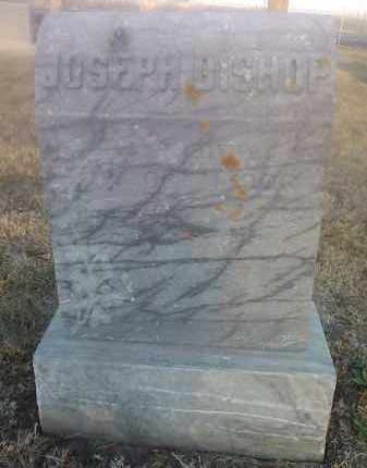 BISHOP, JOSEPH - Hamlin County, South Dakota | JOSEPH BISHOP - South Dakota Gravestone Photos