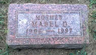 BRAATEN, MABEL O - Hamlin County, South Dakota | MABEL O BRAATEN - South Dakota Gravestone Photos