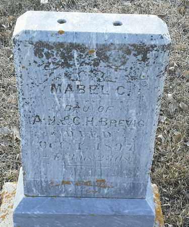 BREVIG, MABLE - Hamlin County, South Dakota | MABLE BREVIG - South Dakota Gravestone Photos