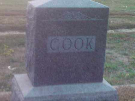COOK, FAMILY STONE - Hamlin County, South Dakota | FAMILY STONE COOK - South Dakota Gravestone Photos