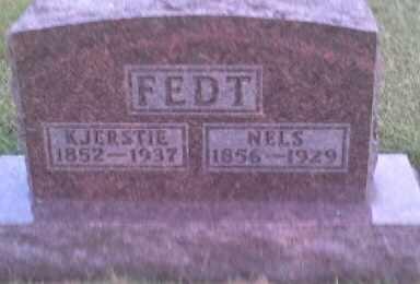 FEDT, KJERSTICE - Hamlin County, South Dakota | KJERSTICE FEDT - South Dakota Gravestone Photos