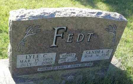 FEDT, LYLE C - Hamlin County, South Dakota | LYLE C FEDT - South Dakota Gravestone Photos