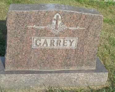 GARREY, FAMILY STONE - Hamlin County, South Dakota | FAMILY STONE GARREY - South Dakota Gravestone Photos