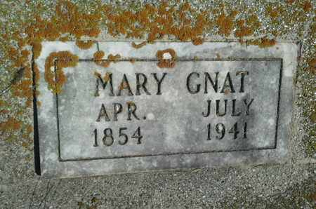 GNAT, MARY - Hamlin County, South Dakota | MARY GNAT - South Dakota Gravestone Photos