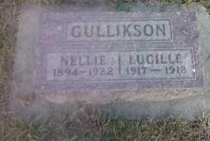 GULLIKSON, NELLIE - Hamlin County, South Dakota | NELLIE GULLIKSON - South Dakota Gravestone Photos