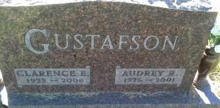GUSTAFSON, CLARENCE E - Hamlin County, South Dakota | CLARENCE E GUSTAFSON - South Dakota Gravestone Photos