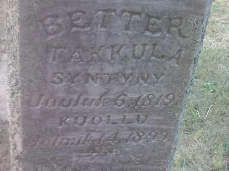 HALONEN, BETTER - Hamlin County, South Dakota | BETTER HALONEN - South Dakota Gravestone Photos