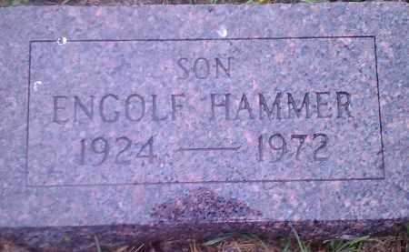 HAMMER, ENGOLF - Hamlin County, South Dakota | ENGOLF HAMMER - South Dakota Gravestone Photos