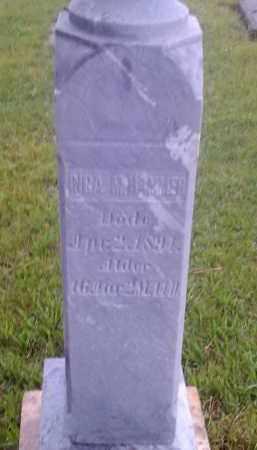 HAMMER, INGA M - Hamlin County, South Dakota | INGA M HAMMER - South Dakota Gravestone Photos