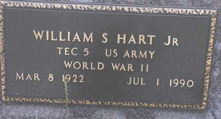 "HART, WILLIAM S JR ""MILITARY"" - Hamlin County, South Dakota 