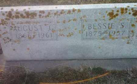 HESTAD, BESSIE S - Hamlin County, South Dakota   BESSIE S HESTAD - South Dakota Gravestone Photos