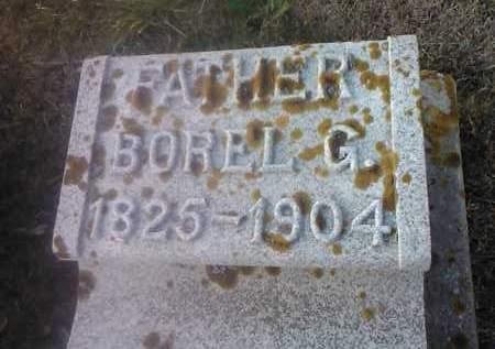 HESTAD, BORGEL G - Hamlin County, South Dakota   BORGEL G HESTAD - South Dakota Gravestone Photos