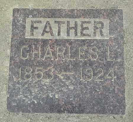 JOHNSON, CHARLES L - Hamlin County, South Dakota | CHARLES L JOHNSON - South Dakota Gravestone Photos