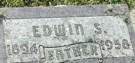 JOHNSON, EDWIN S - Hamlin County, South Dakota | EDWIN S JOHNSON - South Dakota Gravestone Photos