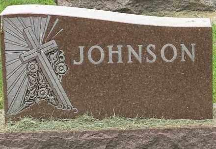 JOHNSON, FAMILY STONE - Hamlin County, South Dakota | FAMILY STONE JOHNSON - South Dakota Gravestone Photos