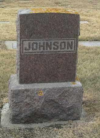 JOHNSON, FAMILY STONE - Hamlin County, South Dakota | FAMILY STONE JOHNSON - South Dakota Gravestone Photos