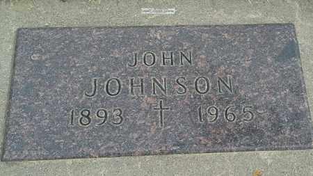 JOHNSON, JOHN - Hamlin County, South Dakota   JOHN JOHNSON - South Dakota Gravestone Photos