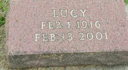 JOHNSON, LUCY - Hamlin County, South Dakota | LUCY JOHNSON - South Dakota Gravestone Photos