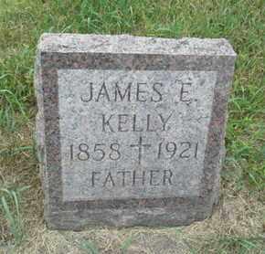 KELLY, JAMES E - Hamlin County, South Dakota   JAMES E KELLY - South Dakota Gravestone Photos