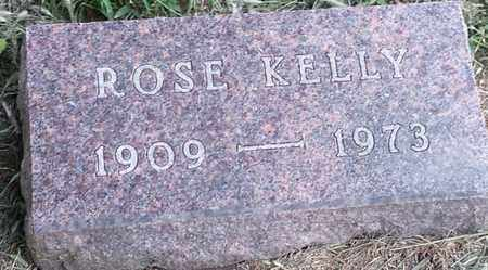 KELLY, ROSE - Hamlin County, South Dakota | ROSE KELLY - South Dakota Gravestone Photos