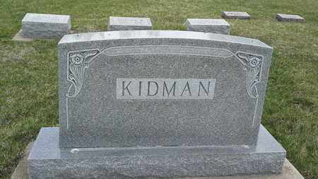 KIDMAN, FAMILY STONE - Hamlin County, South Dakota | FAMILY STONE KIDMAN - South Dakota Gravestone Photos