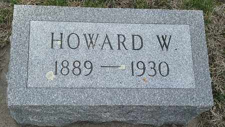 KIDMAN, HOWARD W - Hamlin County, South Dakota | HOWARD W KIDMAN - South Dakota Gravestone Photos