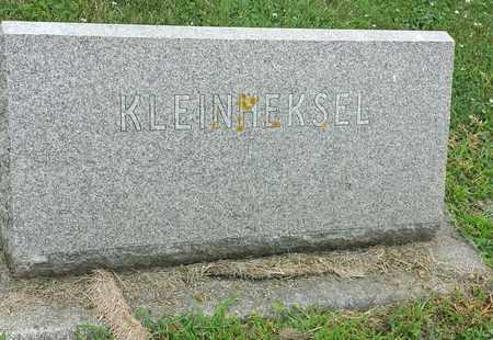 KLEINHEKSEL, FAMILY STONE - Hamlin County, South Dakota | FAMILY STONE KLEINHEKSEL - South Dakota Gravestone Photos