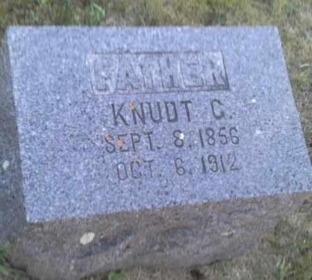 KNUDTSON, KNUDT G - Hamlin County, South Dakota | KNUDT G KNUDTSON - South Dakota Gravestone Photos