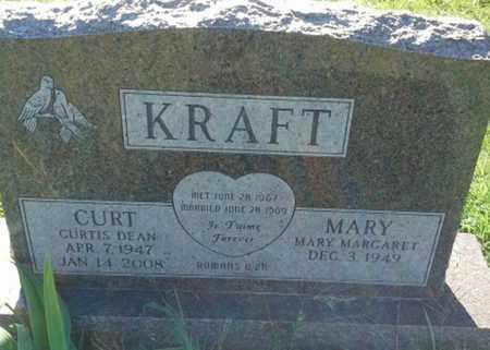 KRAFT, MARY MARGARET - Hamlin County, South Dakota | MARY MARGARET KRAFT - South Dakota Gravestone Photos