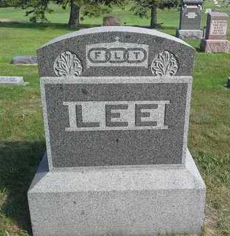 LEE, FAMILY STONE - Hamlin County, South Dakota | FAMILY STONE LEE - South Dakota Gravestone Photos