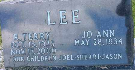 LEE, JO ANN - Hamlin County, South Dakota | JO ANN LEE - South Dakota Gravestone Photos