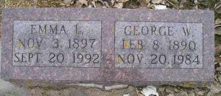 MEISEL, GEORGE W - Hamlin County, South Dakota | GEORGE W MEISEL - South Dakota Gravestone Photos