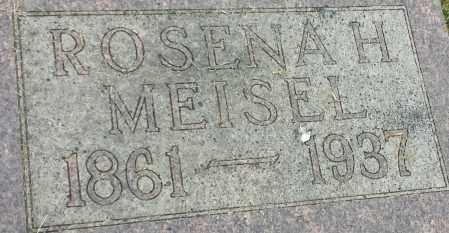 MEISEL, ROSENA H - Hamlin County, South Dakota   ROSENA H MEISEL - South Dakota Gravestone Photos