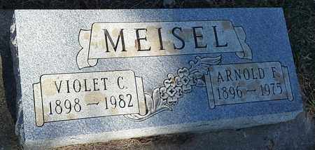 MEISEL, ARNOLD F - Hamlin County, South Dakota | ARNOLD F MEISEL - South Dakota Gravestone Photos