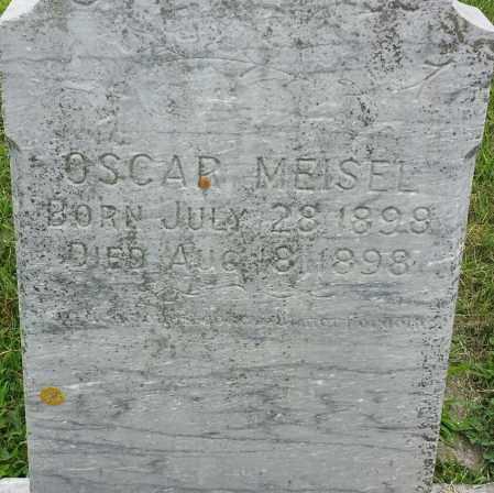 MEISER, OSCAR - Hamlin County, South Dakota | OSCAR MEISER - South Dakota Gravestone Photos