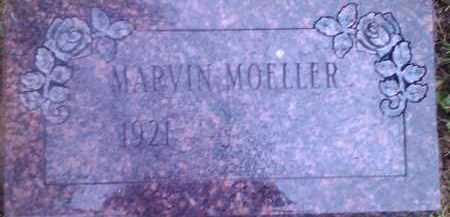 MOELLER, MARVIN - Hamlin County, South Dakota | MARVIN MOELLER - South Dakota Gravestone Photos