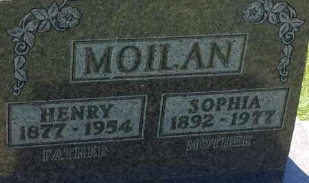 MOILAN, SOPHIA - Hamlin County, South Dakota | SOPHIA MOILAN - South Dakota Gravestone Photos