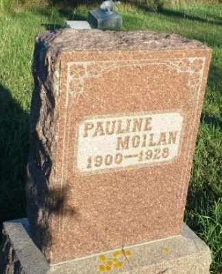 MOILAN, PAULINA - Hamlin County, South Dakota | PAULINA MOILAN - South Dakota Gravestone Photos