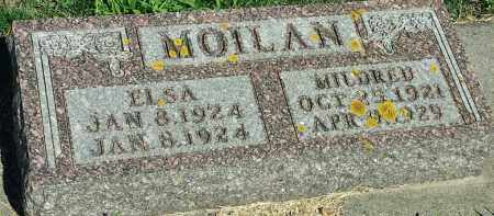 MOILANEN, MILDRED - Hamlin County, South Dakota | MILDRED MOILANEN - South Dakota Gravestone Photos