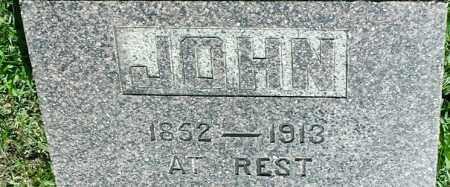 MOILANEN, JOHN - Hamlin County, South Dakota | JOHN MOILANEN - South Dakota Gravestone Photos
