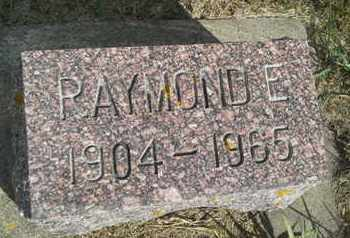 MULCRONE, RAYMOND E - Hamlin County, South Dakota | RAYMOND E MULCRONE - South Dakota Gravestone Photos