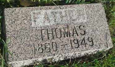 MULCRONE, THOMAS - Hamlin County, South Dakota | THOMAS MULCRONE - South Dakota Gravestone Photos