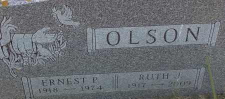OLSON, RUTH J - Hamlin County, South Dakota | RUTH J OLSON - South Dakota Gravestone Photos