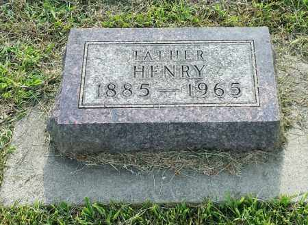 OLSON, HENRY - Hamlin County, South Dakota | HENRY OLSON - South Dakota Gravestone Photos