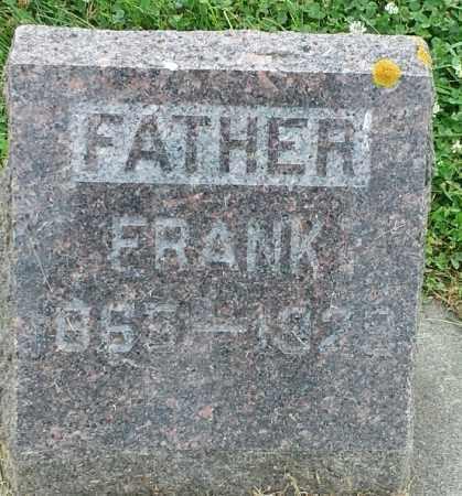 PALMQUIST, FRANK - Hamlin County, South Dakota | FRANK PALMQUIST - South Dakota Gravestone Photos