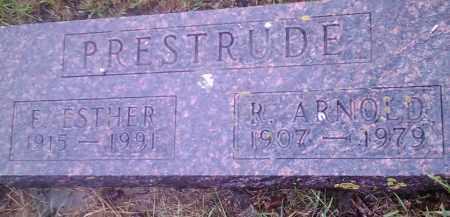 PERSTRUDE, ESTHER E - Hamlin County, South Dakota | ESTHER E PERSTRUDE - South Dakota Gravestone Photos