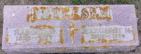 PETERSON, HAROLD H - Hamlin County, South Dakota | HAROLD H PETERSON - South Dakota Gravestone Photos